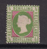 Helgoland - 1869 - Michel Nr. 6 ND - Ungebr. - Heligoland