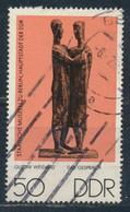 RDA- Sculptures Du Musée De Berlin YT 1821 Obl. / DDR-Bronzeplastiken Mi.Nr. 2145 Gest. - Used Stamps