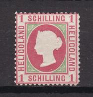 Helgoland - 1869 - Michel Nr. 7 ND - Ungebr. - Heligoland
