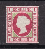 Helgoland - 1867 - Michel Nr. 2 ND - Ungebr. - Heligoland