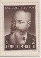 AUSTRIA  -  1968 Sitte 2s Never Hinged Mint - 1961-70 Unused Stamps