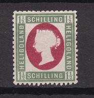 Helgoland - 1873 - Michel Nr. 10 ND - Ungebr. - Heligoland