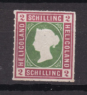 Helgoland - 1867 - Michel Nr. 3 ND - Ungebr. - Heligoland