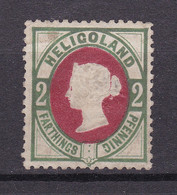 Helgoland - 1875 - Michel Nr. 12 ND - Ungebr. - Heligoland