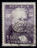 Schwind Michel Nr. 976 - 1945-60 Used