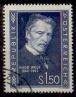 Hugo Wolf Michel Nr. 981 - 1945-60 Used