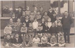 Cp Carte Photo Ecole St Nicolas 1936 - Namur