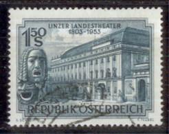 Landestheater Linz Michel Nr. 988 - 1945-60 Used