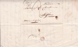 LAC 1847 De Angers  Pour Segré - 1801-1848: Voorlopers XIX