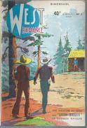 WEST ROMANCE  N° 3 -   S.E.R.  1959 - Kleinformat