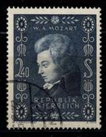 Mozart Michel Nr. 1024 - 1945-60 Used