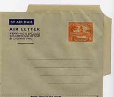 Aerogramme - British Guiana 1945/50 12c Orange (Market) Air Letter Sheet, Unused And Virtually Pristine - British Guiana (...-1966)