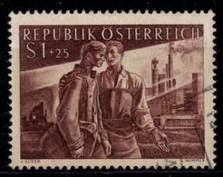Heimkehrer Michel Nr. 1019 - 1945-60 Used