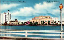 California Long Beach Convention Auditorium And Wilton Hotel - Long Beach