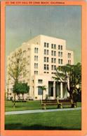 California Long Beach City Hall - Long Beach