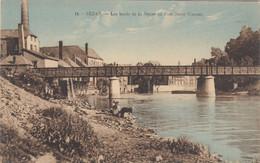 A715) SEDAN - Les Bords De La Meuse Au Pont SAINT VINCENT - Alt ! - Sedan