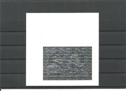EX-PR-21-10-03 MONGOLIA. DINOSAURUS. WHALE. BUTTERFLY. . PROOF ON FOIL. - Preistorici
