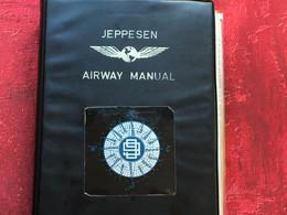 Beechkraft King Air C90 Pilote OperatingAviation Manuel Jeppesen Airway Manual Service Plans Vol Aéroports France - Manuels