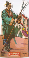 Panrico. Cromo Troquelado. La Frontera Azul 1978. Chad Kai. 38 - Zonder Classificatie