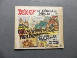 Astérix Et L'étoile D'argent Offert Par Votre Station-service Elf - Sonstige Comic-Artikel