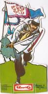 Panrico. Cromo Troquelado. La Frontera Azul 1978. Soldado De Kao Chiu. 12 - Zonder Classificatie