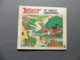 Astérix Et Obélix Amoureux Offert Par Votre Station-service Elf - Sonstige Comic-Artikel