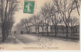 TOCQUEVILLE - Rue Centrale - Andere Städte