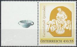 Personalisierte Marke - Aus Österreich - Postfrisch ** - Euronominale = 0,55 Mit Eurozeichen (F1737) - Timbres Personnalisés