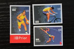 Jaar 2004: 3303/05 'Olympische Spelen' - Ongetand Met Nummer - Côte: 50 Euro - Non Dentelés