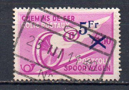 TR 203 Gestempeld LOT - 1923-1941