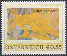Personalisierte Marke - Aus Österreich - Postfrisch ** - Euronominale = 0,55 Mit Eurozeichen (F1738) - Timbres Personnalisés