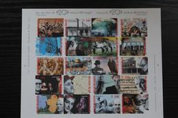 BL87 'Oorlog, Vrede En Kunst' - Ongetand - Côte: 100 Euro - Non Dentelés