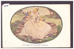 VIEILLES CHANSONS - PAR RIE KRAMER - B ( PLI D'ANGLE ) - Andere Illustrators
