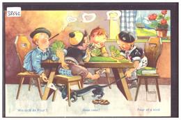 ENFANTS SUISSES - HUMOUR - PAR MINOUVIS - No 7 - TB - Andere Illustrators