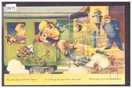 ENFANTS SUISSES - HUMOUR - PAR MINOUVIS - No 4 - TB - Andere Illustrators