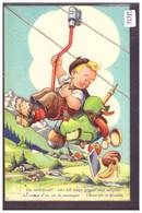 ENFANTS SUISSES - HUMOUR - PAR MINOUVIS - No 87 - TB - Andere Illustrators