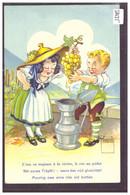 ENFANTS SUISSES - HUMOUR - PAR MINOUVIS - No 119 - TB - Andere Illustrators