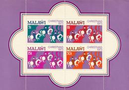 MALAWI - Faune, Chevaux, Christmas - BF - 1973 - MNH - Malawi (1964-...)