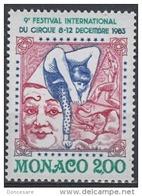 MONACO 1983 - N° 1397 - NEUF** - Neufs