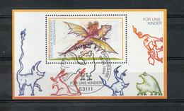 Germania Federale - 1994 - Blocco Foglietto - Fiabe - Racconti Popolari - Timbrato - (FDC32423) - Fiabe, Racconti Popolari & Leggende