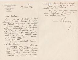 LANNION FRANCOIS TASSEL NOTAIRE ANNEE 1917 - Non Classificati