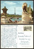 France Paris Tour Eiffel    Nice Stamp #16643 - Eiffelturm