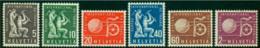 """-Switzerland-1956-""""International Labour Bureau"""" (*) - Dienstpost"""