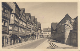 BRD 149 EF, Auf AK: Ochsenfurt, Hauptstraße, Mit Stempel: Ochsenfurt 30.7.1952 - Briefe U. Dokumente