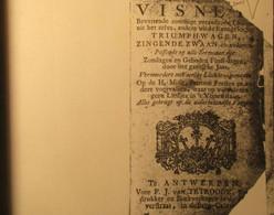 Het Evangelische Visnet - 1794 - Liedjes Liedjesboek Liedjesteksten - = Hier  = Fotokopie - Non Classificati