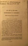 Het Lied Van Den Boom En Leugenliederen En Leugenvertelsels - 1889 - = Fotokopie - Folklore - Dialect - Non Classificati
