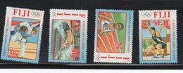 OLYMPIC - FIJI - 2004 - ATHENS OLYMPICS SET OF 4  MINT NEVER HINGED - Zomer 2004: Athene