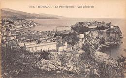 MONACO - La Principauté - Vue Générale - Panoramic Views