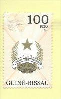 TIMBRES- STAMPS- GUINÉE-BISSAU / GUINEA-BISSAU - 2011 - - Guinea-Bissau