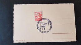 Wien - Kontinentaler Reklamekongress 1938 Wien - Gebruikt